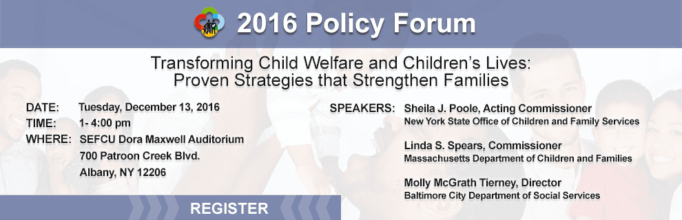 2016 Policy Forum