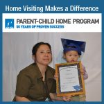 Parent-Child Home HV tile for palmcard